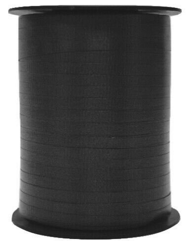 CURLING RIBBON 5MMX450M BLACK