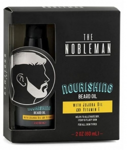 THE NOBLEMAN #03426 NOURISHING BEARD OIL 60ML
