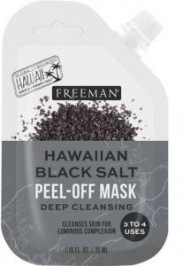 FREEMAN HAWAIIAN B/SALT PEEL OFF MASK 35ML