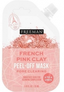 FREEMAN FRENCH PINK CLAY MASK 35ML