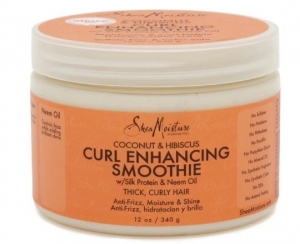 SHEA MOIST.COCONUT & HIBISCUS CURL ENHANCING SMOOTHIE 340G