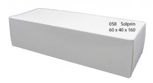 CARDBOARD BOX SOLPRIN  PACK50