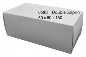 CARDBOARD BOX (2XSOLPRIN) PACK OF 50
