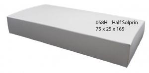 CARDBOARD BOX HALF SOLPRIN 50'S