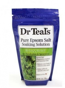 DR TEALS EUCAL/SPEAR SALTS SML 450G