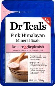 DR TEALS PINK HIMALAYAN E/SALTS 1.36K