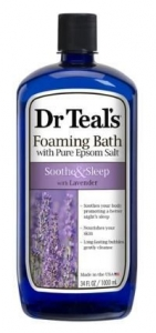 DR TEALS FOAMING BATH LAVENDER 1LT