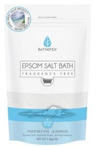 BATHEFEX EPSOM SALTS FRAG/FREE 1.4KG