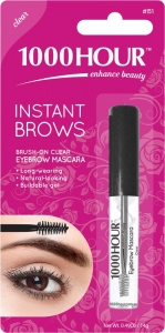1000HR INSTANT MASCARA BROW CLEAR