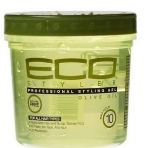 ECO STYLE OLIVE OIL STYLING GEL 473ML+++
