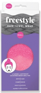 FREESTYLE HAIR TOWEL WRAP SMALL