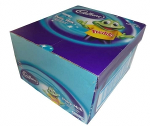 FREDDO MILK 12G DISPLAY BOX 72PCE