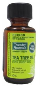 TP TEA TREE OIL 100% PURE 50ML+++