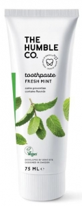 THE HUMBLE CO NATURAL TOOTHPASTE MINT 75ML