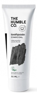 THE HUMBLE CO. NAT. CHARCOAL TOOTHPASTE 75ML