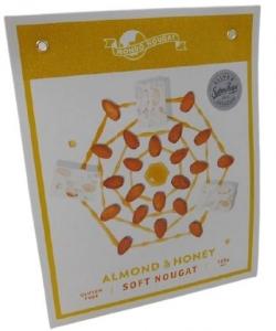 MONDO NOUGAT ALMOND & HONEY GIFT BAG125G