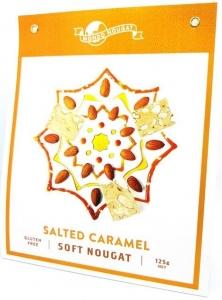 MONDO NOUGAT SALTED CARAMEL GIFT BAG 125G