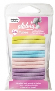 GLIDERS TUBES M/F SMALL PASTELS 24PCE