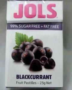 JOLS BLACKCURRANT 23GM