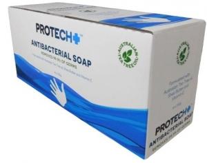 PROTECH ANTIBACTERIAL SOAP 100G DISPLAY 16