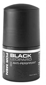 BLACK LEOPARD ANTI-PERSP DEODORANT 50ML+++