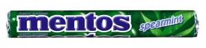 MENTOS SPEARMINT BOX 40