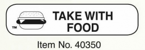 ADVISORY LABELS DIETARY INFORMATION+++