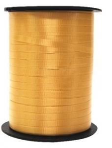 CURLING RIBBON 5MMX450M GOLD