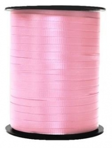 CURLING RIBBON 5MMX450M LIGHT PINK