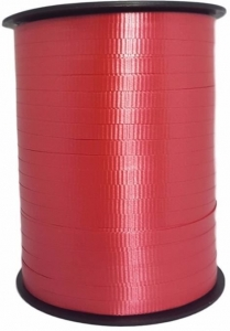 CURLING RIBBON 5MMX450M RED