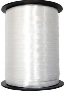 CURLING RIBBON 5MMX450M WHITE