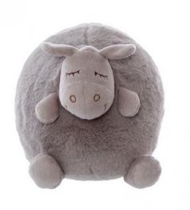 ADRIAN SHEEP GREY 15CM
