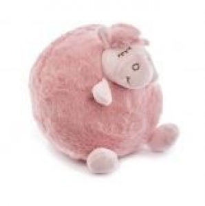 ADRIAN SHEEP PINK 15CM