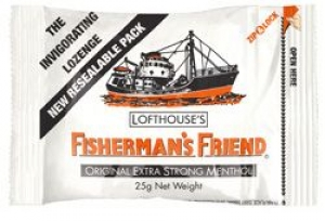 FISHERMANS FRIENDS X-STRONG 25G BOX12