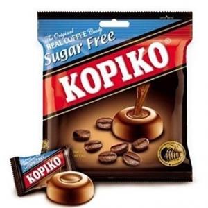 KOPIKO COFFEE S/FREE CANDY BAGS 75G