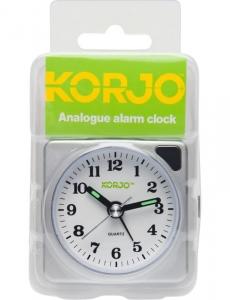 KORJO ALARM CLOCK ANALOGUE