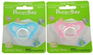 PB VENTILATED PACIFIER 6MTH+ SILICONE