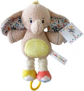 BABYBOO ELEPHANT MUSICAL  26CM