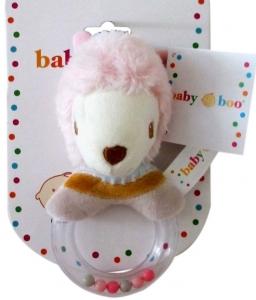 BABYBOO CAMEL RATTLE 15CM