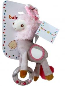 BABYBOO CAMEL ACTIVITY TOY 23CM