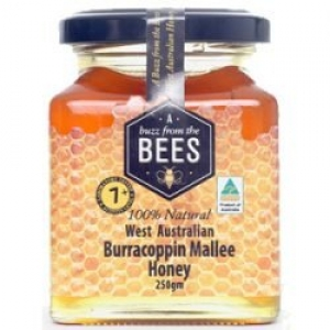 BFT BEES PURE MALLEE HONEY 500GM+++