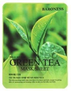 BARONESS MASK GREEN TEA 21G