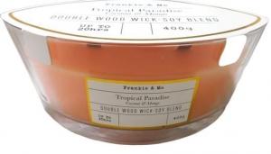 CANDLE 400G WW TROPICAL COCONUT & MANGO