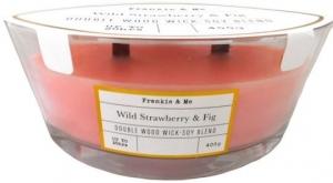 CANDLE 400G WW  WILD STRAWBERRY FIG
