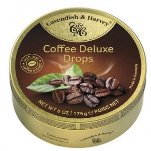 C&H TINS COFFEE DELUXE 175G