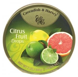 C&H TINS CITRUS FRUIT 200GM