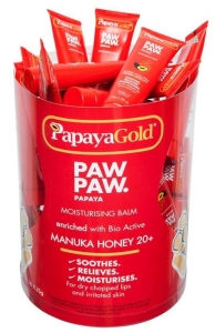 PAPAYA GOLD PAW PAW  TUBE 25GM 36X