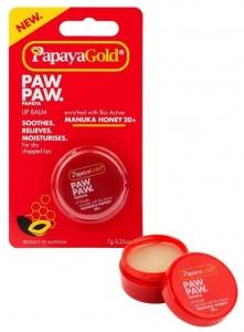 PAPAYA GOLD LIP BALM 7G