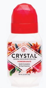 CRYSTAL DEOD ROLL-ON POMEGRANATE 66ML