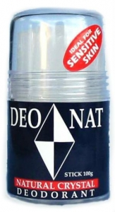 DEONAT CRYSTAL STICK DEODORANT 100GM